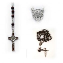 Brown Rosaries
