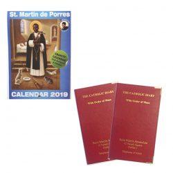 Saint Martin Calendar and Diary