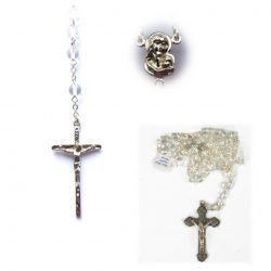 Clear Rosaries