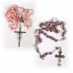 Pink Rosaries