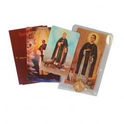 Saint Martin Prayer Cards