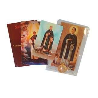 Saint Martin Prayer Cards