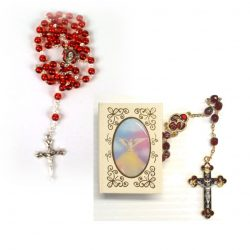Red Rosaries