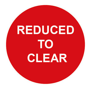 Reduced to Clear!