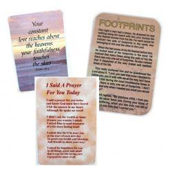 KEEPSAKE & POEM CARDS