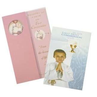 Communion Cards