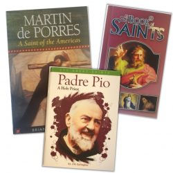 Books on Saints