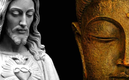 Budhism and Christianity