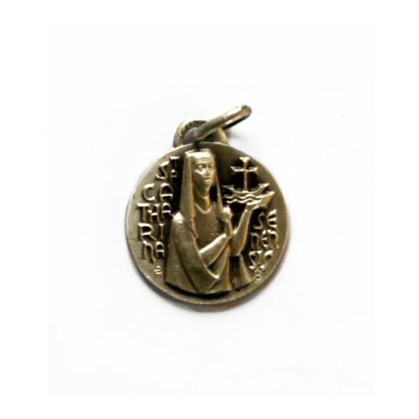 St Catherine of Sienna medal