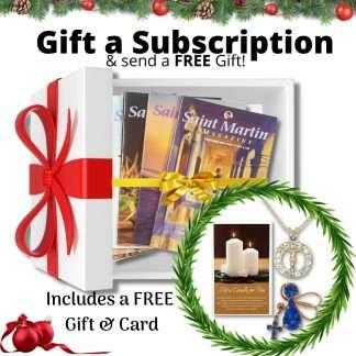 Gift a St Martin Martin Magazine Christmas