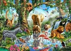 Animals in heaven