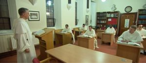 Student priests- studying