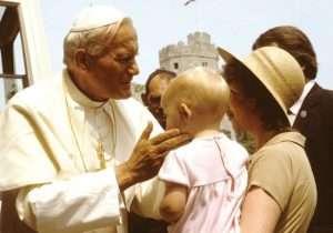 Pope John Paul II- missionary