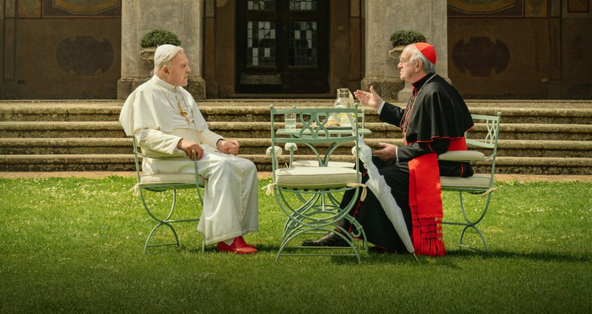 The two popes-Movie