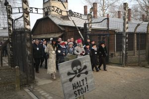 75 years after Auschwitz liberation