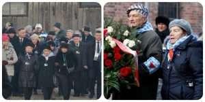 Auschwitz- memorial day