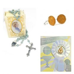 Boy's First Holy Communion Gifts