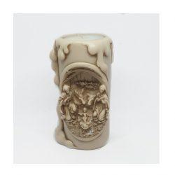 Nativity Resin Tea Light Candle Holder