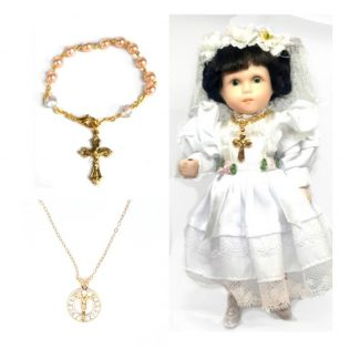 Girl's First Holy Communion Gifts