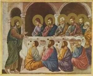 Jesus & his disciples- fasting