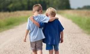 Kindess between children