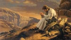 Jesus forty days sojourn- temptation