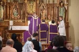 Church mass- catholic
