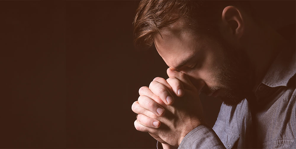 Praying in times of crisis