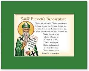 St Patrick's Breastplate- prayer