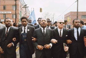 MLK_ Selma march