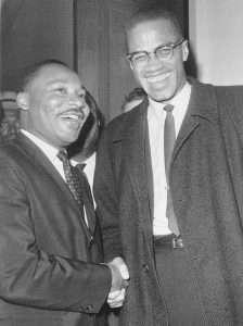 Malcolm X & MLK