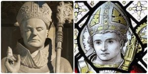 St Swithun- Collage