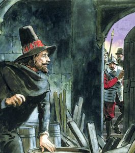 guy-fawkes- gunpowder plot