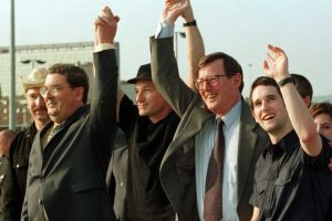 John Hume- Good Friday agreement