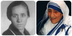 Mother Teresa- portraits