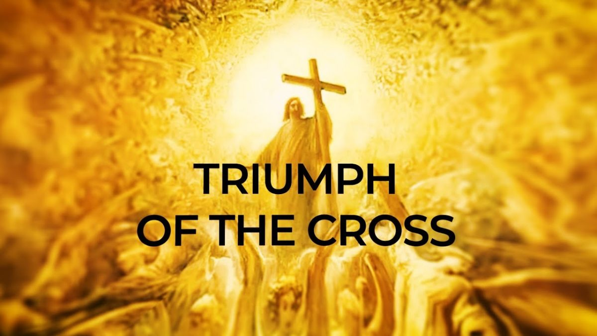The-triumph-of-the-cross