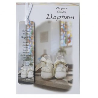 On Your Child's Baptism