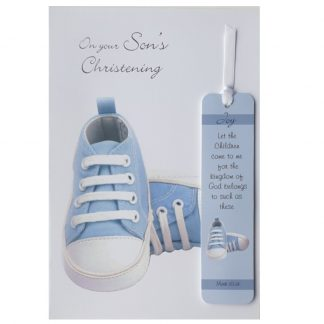 On Your Son's Christening