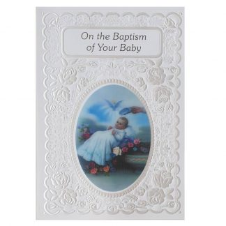 On the Baptism of Your Baby