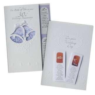 Wedding & Wedding Anniversary Cards