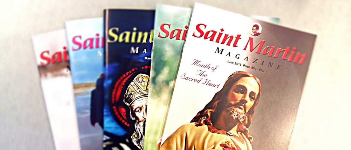 Become a Promoter for St Martin Magazine