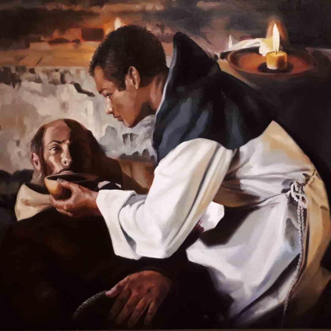 St Martin de Porres Healing