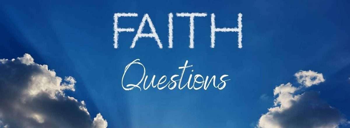 Submit a Faith Question