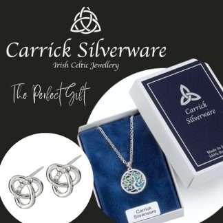 Carrick Silverware - Irish Celtic Jewellery