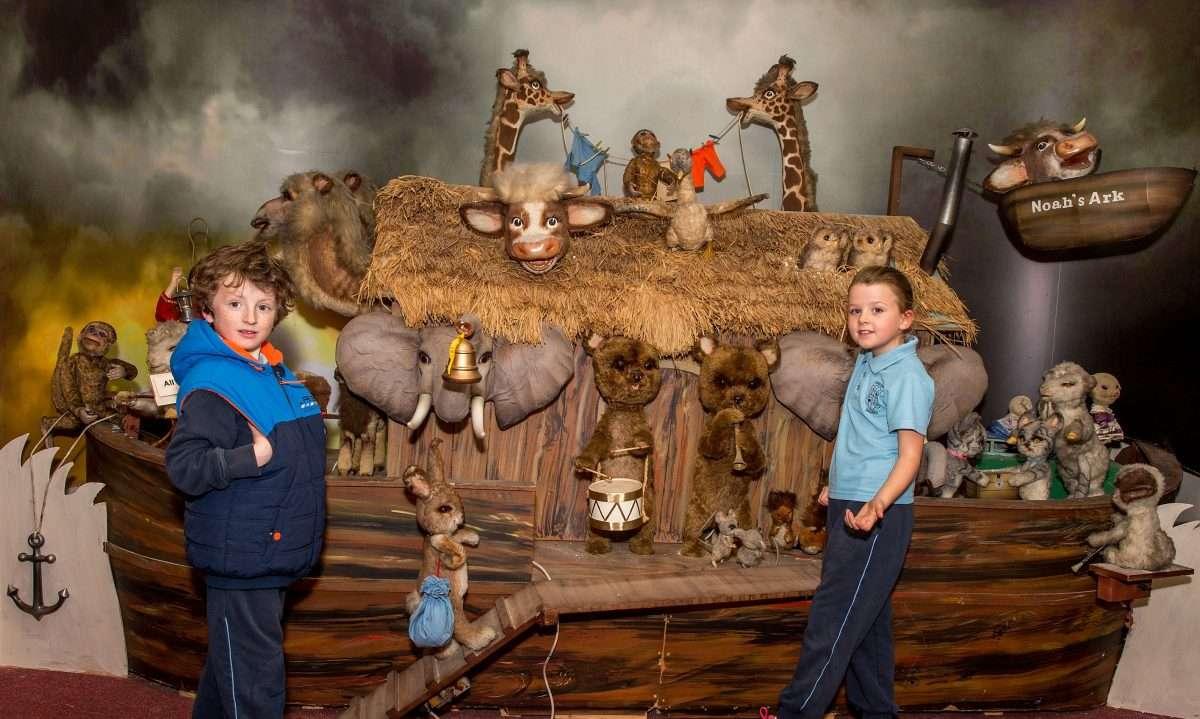 Moving Crib The Ark